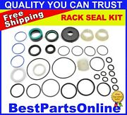 Power Steering Rack And Pinion Seal Kit For Bmw X5 2000-2006