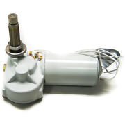 Vetus Rw02a Wiper Motor 24 Volt 2 Spindle - Self Park And 2 Speed