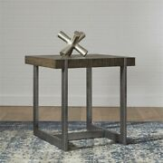 Liberty Furniture Square End Table