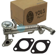 You.s Original Egr Cooling Exhaust Gas Recirculation For Fiat Ducato Iveco Daily