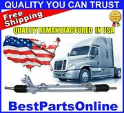 Power Steering Rack And Pinion Gear Assembly For Freightliner Cascadia 2006-2014