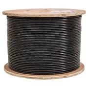 500and039 Cat-6 Outdoor Direct Burial Under Ground Cable Wire Gel Filled Water Block