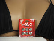 6 Screaming O Ag10 Lr1130 Button Cell Batteries Gift 6 Pack Battery Multi Use