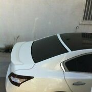 Stock 280 Brs Roof Spoiler Wing For 20092015 Nissan Maxima A35 Sentra B17 Sedan