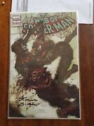 Web Of Spiderman 1 Dynamic Forces Signed Tom Defalco Limited