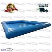 23x23ft Commercial Inflatable Pool For Walking Ball With Air Pump