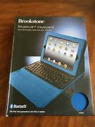 Brookstone Bluetooth Keyboard Case New In Box Gr8 4 Holiday Shopping Ideas