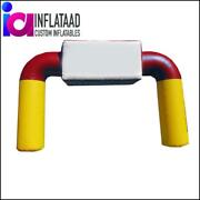 15 Ft Inflatable Yellow And Red