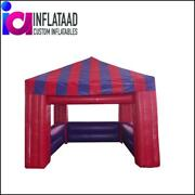 12ft Inflatable Red Tent