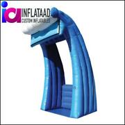 Inflatable Stationary -stand