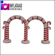 18 Ft Inflatable Holiday Arch