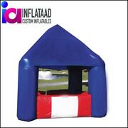 Inflatable House Blue Tent