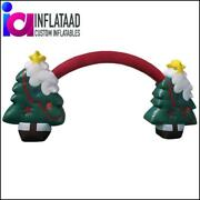 Inflatable Christmas Tree Arch