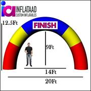 20 Ft Inflatable Arch Circle