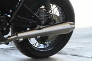 Triumph Motorcycle Tp Dominator Mufflers Air Cooled 2004-2015