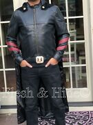 Rex Tyler Hourman Legends Of Tomorrow Justice Society Of America Jacket And Cape