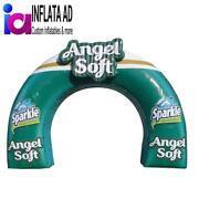 13ft Angel Soft Inflatable Arch