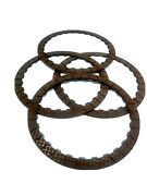 .for 02e Dq250 Dct Dual Assembly K1 High Energy Friction Clutch Plates Four