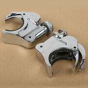 39/41/49mm Motor Windshield Windsreen Clamps Fit For Harley Dyna Sportster