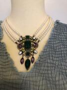 Nicky Butler Raj Collection 566.99 Ct. Multi-gemstone Pearls Necklace Retired