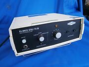 Elmed Electrosurgical Esu 70 B For Parts As Is