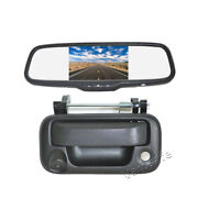 Vardsafe   Oem Backup Camera And Rearview Mirror Monitor For Ford F550 2008-2016