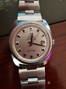 Omega Seamaster Chronometer Swiss Made Officially Certified Cal.564 24jewels