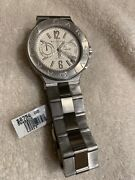 Bvlgari Diagono Stainless Steel Automatic Menand039s Watch Dg 40 S Ch - Pre-owned