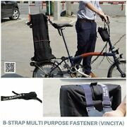 Multi Purpose Strap For Brompton - For Carry Stuff - Groceries Shopping Touring