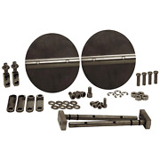 Corsa 10826 Flapper Repair Kit 4 Inch Replaces 10063 And 10067