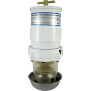Racor 900ma10 Turbine Series Diesel Fuel Filter Water Separator Assembly 10 Micr