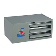 Modine Hot Dawg Hds - 125000 Btu - Unit Heater - Ng - 80 Thermal Efficiency...
