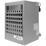 Modine Pdp - 350,000 Btu - Unit Heater - Ng - 83 Thermal Efficiency - Power ...