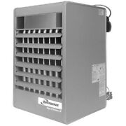 Modine Pdp - 300000 Btu - Unit Heater - Ng - 83 Thermal Efficiency - Power ...