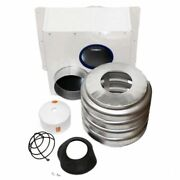 Reznor Vertical Roof Vent Kit For Reznor Ueas Series Gas Fired Unit Heaters