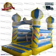 13x10ft Commercial Inflatable Bounce House Combo Jumper With Air Blower