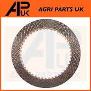 Pto Clutch Plate Friction Disc For Ford 3310 3330 3400 3500 3550 4000 Tractor