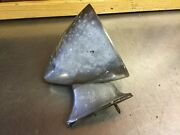 Triumph Tr6 Tr4 Mg Mgb • Bullet/ Racing Mirrors 2. For Parts.      T1199