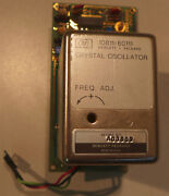 Hp 10811-60111 Crystal Oscillator 10 Mhz With Mounting Board 05328-20027