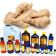 Ginger Essential Oil - 100 Pure Natural - Sizes 3 Ml To 16 Oz - Wholesale
