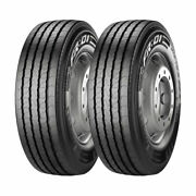 22.5 11r 16pr Pirelli Steer Truck Tires Commercial All Position X2
