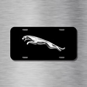 Jaguar Vehicle License Plate Auto Car Tag New Xj Xf Xe F-pace Novelty Plate