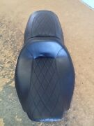 2011-18 Harley Touring Replacement Seat Cover 52320-11 And 52000142