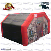 23x20ft Inflatable Night Club Pub Event Vip Party Bar Tent With Air Blower