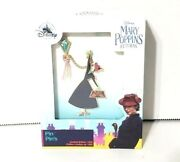 Disney Store Mary Poppins Returns Movie Le1500 Jumbo Pin Sold Out