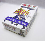 Marx Cxr Johnny West Adventure Blue And The Gray Box Only