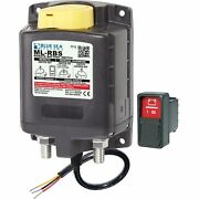Blue Sea Systems 7713 Ml-rbs Remote Battery Switch With Manual Control Auto Rele