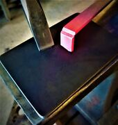 Blacksmith 7/8 Hardy Hot Cut Plate Anvil Tool,forge,jig,scrolling,blacksmithing