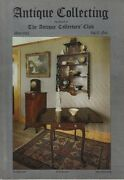 Antique Collecting May 1982 Mortars - Match Containers - Restoring Antiques