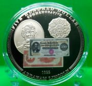1922 500 Abraham Lincoln Banknote Commemorative Coin Proof Value 89.95